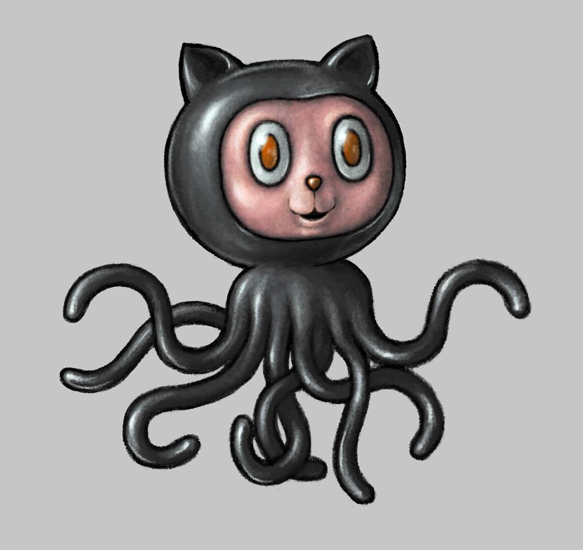 The Octokitty