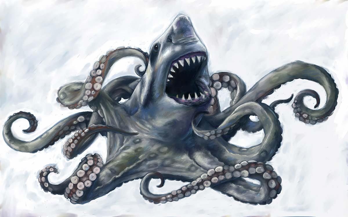 Sharktapus