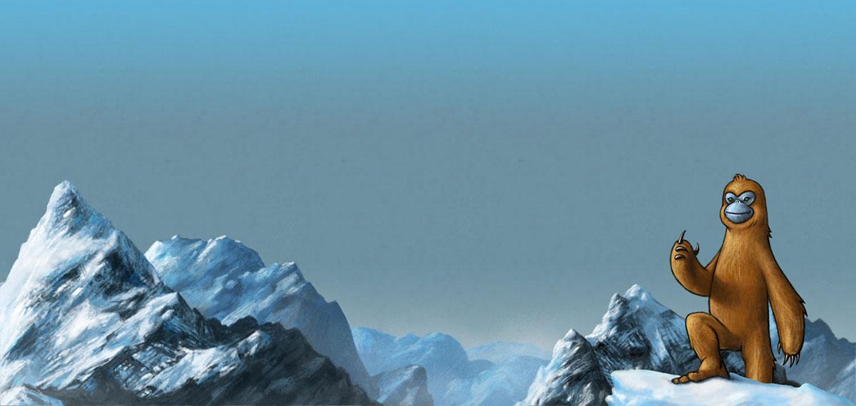 The Yeti's Homeland